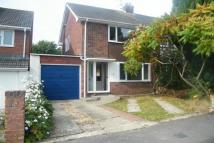 2 bed semi detached property to rent in Tadley, RG26