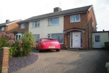 4 bed semi detached house in Southam, RG22
