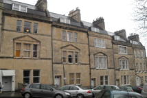 5 bed Maisonette in Burlington Street, Bath