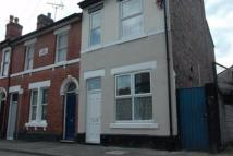 2 bed house in Bakewell Street, Derby...