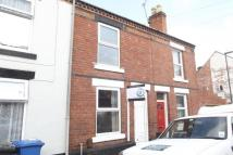 Terraced property in Chambers Street, Alvaston