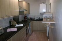 Flat to rent in Sheffield Street, Burton