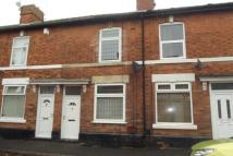 2 bed Terraced property in Taylor Street, Derby...