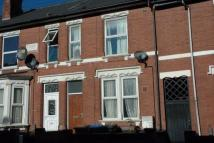 Studio apartment in Walbrook Road, Derby...