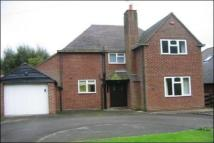 Etwall Road Detached property to rent