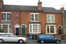 Terraced property in Warner Street...