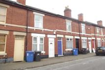 Terraced home to rent in King Alfred Street, Derby
