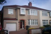 4 bedroom semi detached house in Stapleton, Bristol.