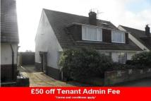 3 bedroom property to rent in Graham Crescent