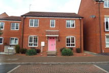 semi detached property in Clover Way, Syston...