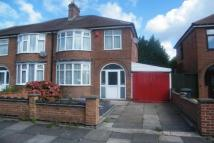 semi detached house to rent in Belle Vue Avenue...