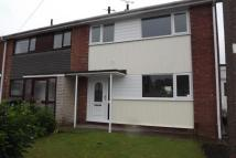 3 bedroom semi detached home in Croftfield...