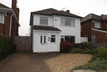 Aspley Lane house to rent