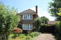 Detached home in Leighton Road...
