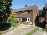 2 bedroom semi detached house in Townfield Road, FLITWICK...
