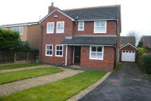 4 bed Detached home in Hambleton Close, Longton...