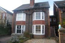 4 bedroom home to rent in Redhill