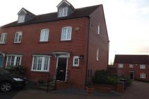 semi detached house in Joules drive...