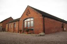 3 bed Barn Conversion in Coton Clanford, Stafford...