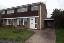 3 bedroom semi detached house in Fallow Field...