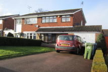 3 bed semi detached home in Marlowe Road, Stafford...