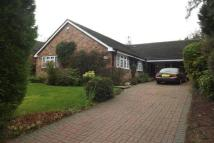 Bungalow to rent in Leigh Way;Weaverham; CW8