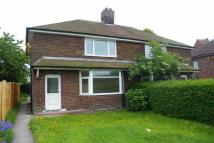 semi detached home in Beech Cottage; Stretton;...