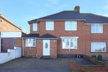 6 bedroom semi detached home in Belmont Road...