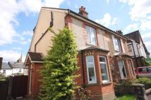 Myrtle Road semi detached property to rent