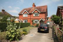 semi detached property to rent in Ashcombe Road, Dorking...