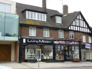 1 bed Flat in High Street, RH4