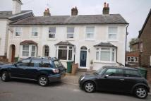 Glovers Road Terraced house to rent