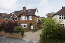 4 bedroom semi detached property for sale in Longfield Road, Dorking...