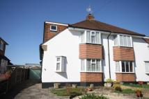 semi detached house in Fairfield Drive, Dorking...