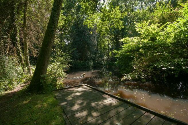 Eutrie Pond
