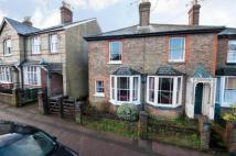 3 bed semi detached property for sale in Oakhill Road, Reigate...