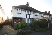 semi detached home to rent in Monks Walk, RH2