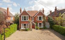 Detached home in Ringley Avenue, Horley...