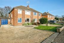 4 bed semi detached home in Lechford Road, Horley...