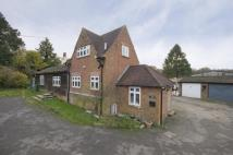 semi detached home in Pendell Road...