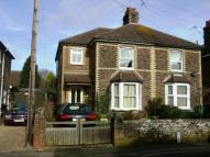 semi detached home to rent in Church Road, RH6