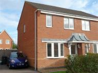 2 bedroom semi detached property in Longcroft Drive...