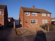 semi detached home to rent in Lancaster Close...