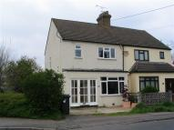 2 bed semi detached house in Windmill Road, Flitwick...