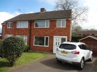 3 bed semi detached property in Chestnut Close, Ampthill...