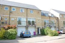 4 bed Town House in Napier Avenue, Docklands...