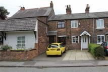 Terraced home in Rushgreen Road, Lymm