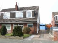 3 bedroom semi detached home to rent in St Peters Close, Lymm