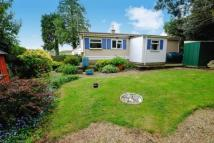 Mobile Home for sale in Bridge House Park...