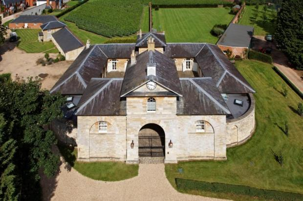 7 Bedroom Detached House For Sale In Tyringham Hall